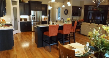 kitchen hardwood floors